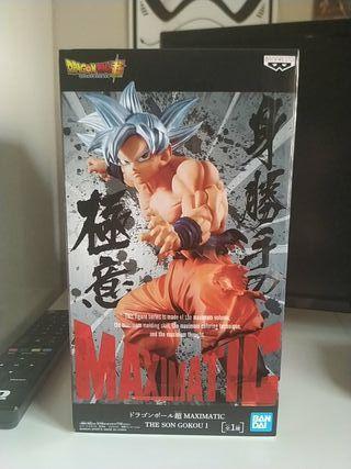 Figura Son Goku Maximatic Banpresto NUEVA
