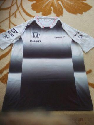 camiseta Honda F1 McLaren talla L