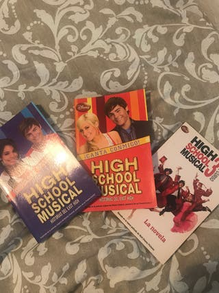Libros High School Musical