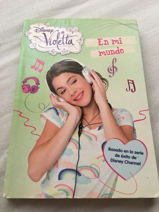 violetta - coleccion 6 libros