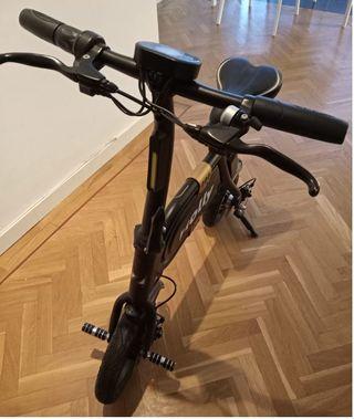 Bicicleta El 233 Ctrica Zolly De Segunda Mano Por 199 En