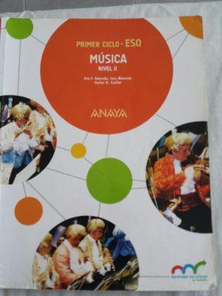 Libro de Música 2°ESO