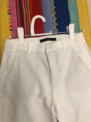 Pantalón traje Zara