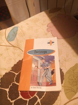 Footsteps Burlington books 2 ESO