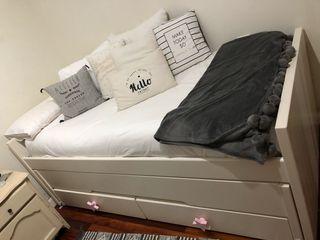 Vendo cama nido en perfecto estado