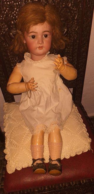 muñeca antigua Alemana