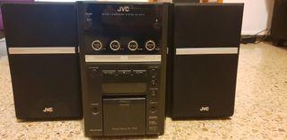 Minicadena JVC