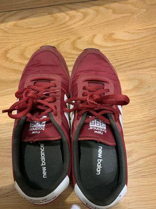zapatillas new balance en cordoba