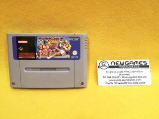 Street Fighter II Turbo - SNES