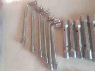 llaves herramientas chrome vadium