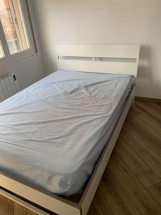Cama, cómoda y armario TRYSIL ikea