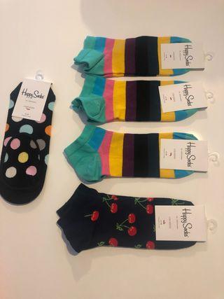 Pack 5 calcetines happy socks
