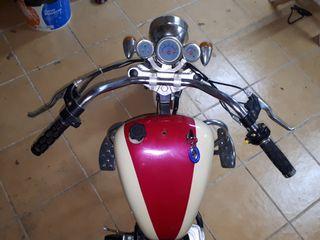 minichopper 49cc