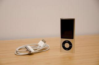 Ipod Nano 8Gb 5ªGen A1320 Plata como nuevo