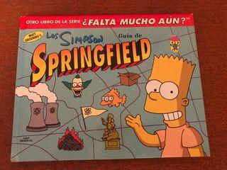 Guía de Springfield los simpson