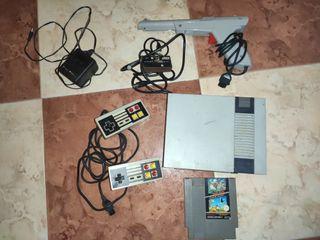 Videoconsola tipo NES/Nintendo