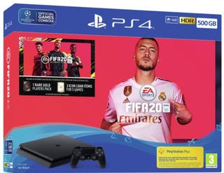 PS4 FIFA bundle perfect condition