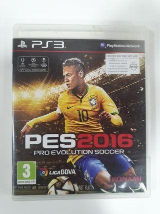 PES2016 PS3