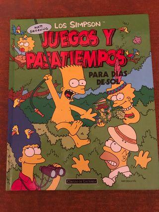 Libro de juegos simpson