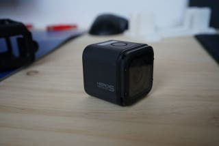 GoPro Session 5