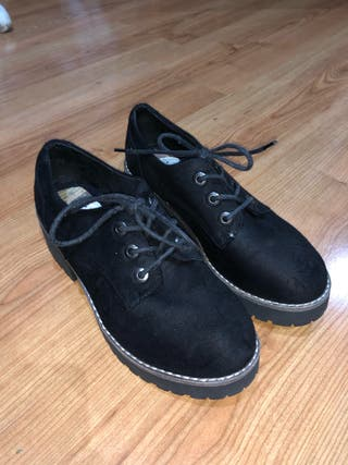 Zapatos oxford Coolway