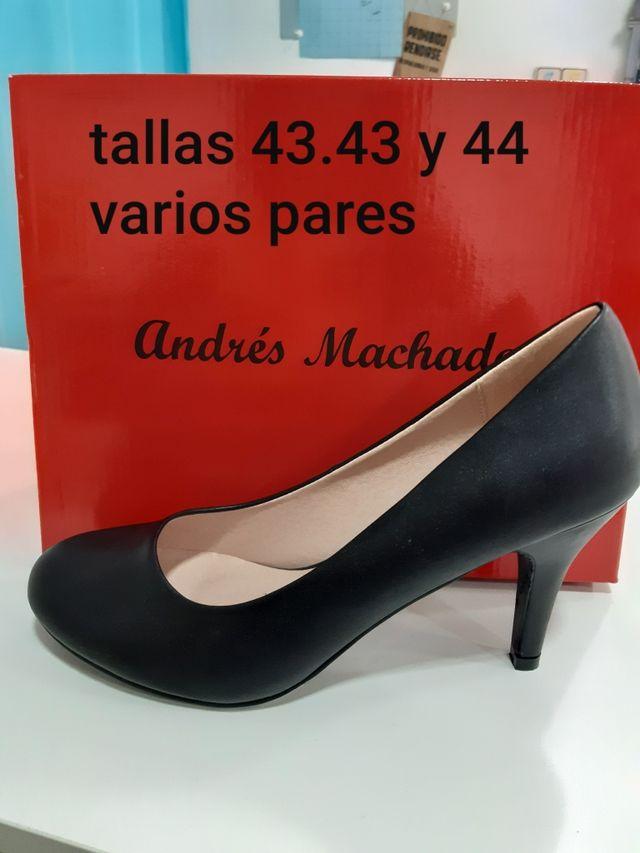Zapatos Mujer Tallas Grandes De Segunda Mano Por 10 En Mengibar En Wallapop