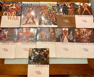 Comics Civil War (Marvel)