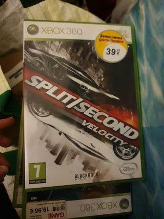 juegos de la Xbox 360
