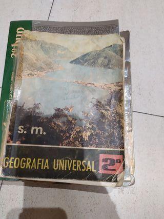libro geografía universal