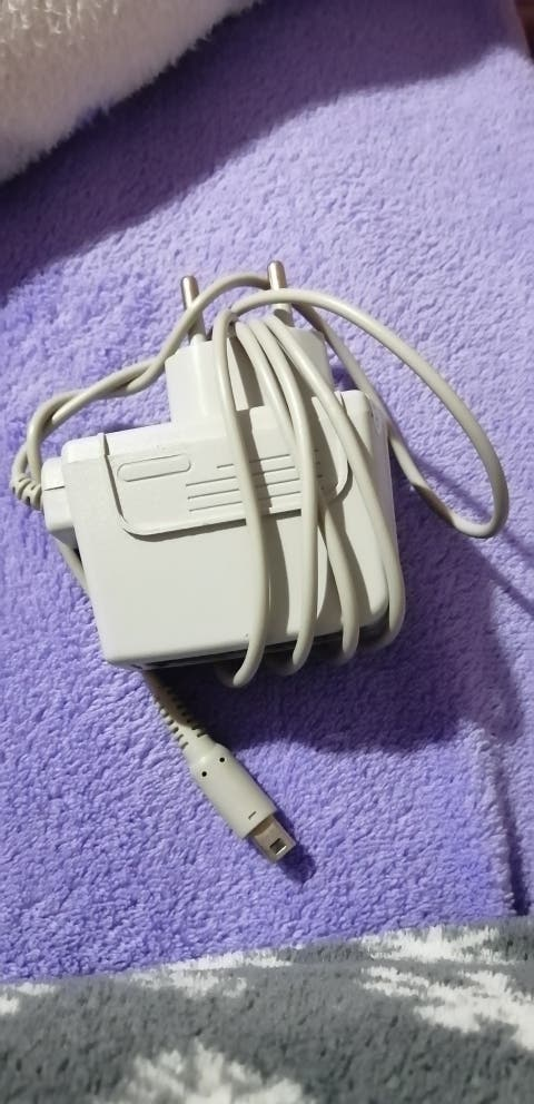 cargador Nintendo 2 ds
