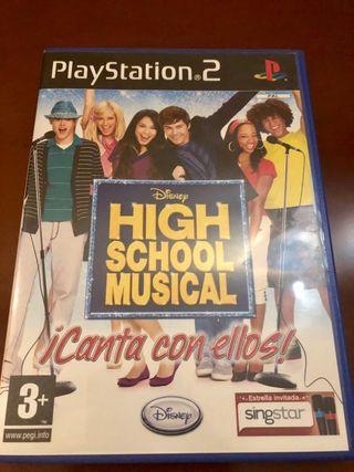High School Musical PS2