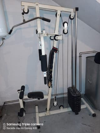 maquina de ejercicios