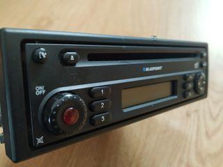 radio CD para coche Blaupunkt