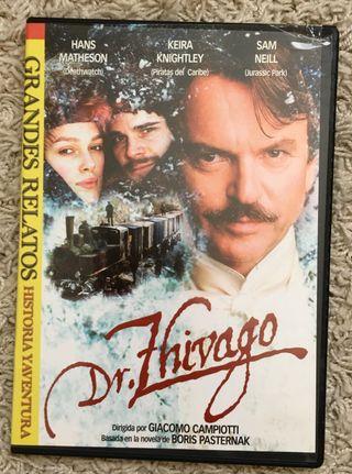 DVD Dr Zhivago