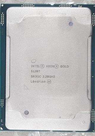 Procesador Skylake Intel Xeon Gold 5120T (Genuino)