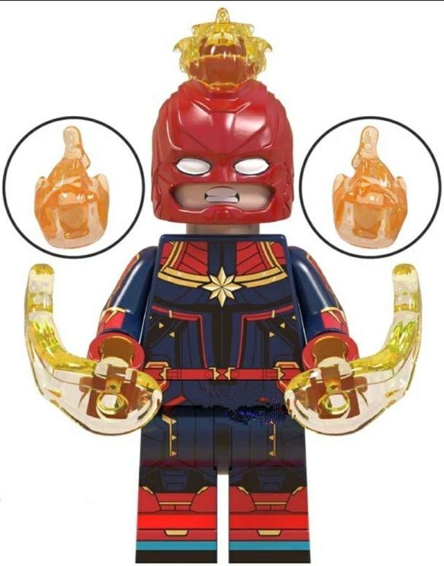Figura Capitana Marvel OFERTA!