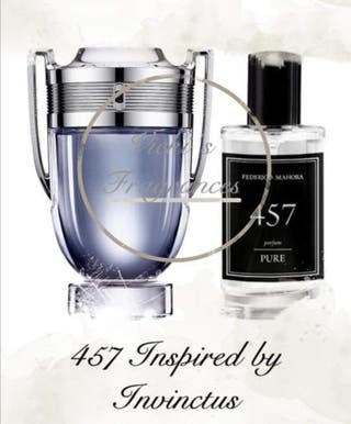 FM 457 - Inspired by Paco Rabanne InvictusOne