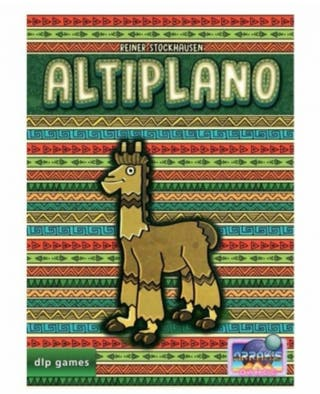 juego de mesa Altiplano precintado