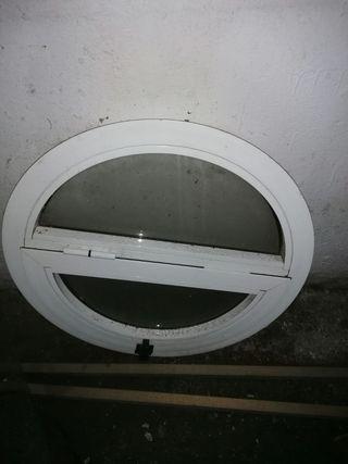ventana redonda