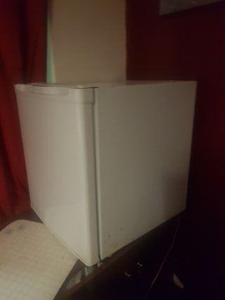 essentials mini fridge