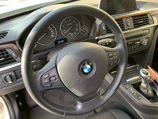 Volante cuero BMW F30 con airbag