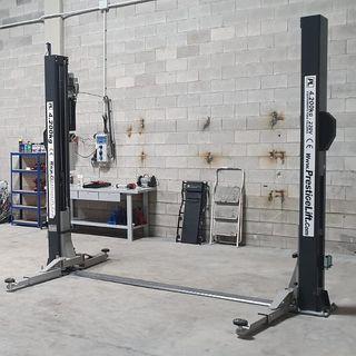 Elevador de coches 2 columnas Automatico 4,2Ton