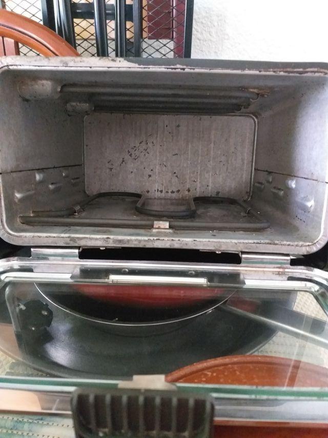 mini horno electrico