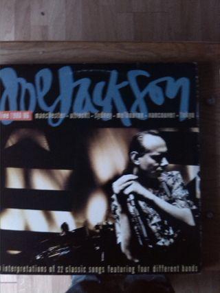 JOE JACKSON - LIVE 1980 / 1986 2LPS