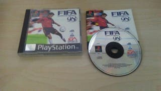 Fifa 98 Rumbo Al Mundial PS1 / PSX Seminuevo