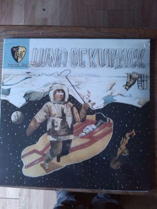 NICOLÁS - LUNA DE KUBRICK LP