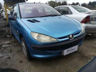 Despieces Peugeot 206