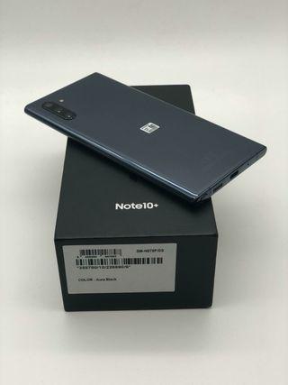 Samsung Galaxy Note 10 Plus FACTURA & GARANTIA