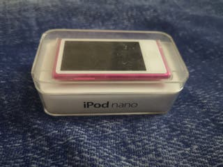 iPod nano 7 tu 16 gb rosa nuevo negociable urge!