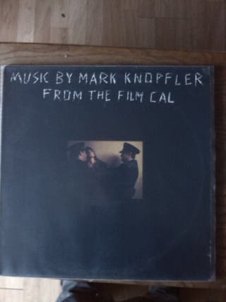 MARK KNOPFLER- CAL BSO LP